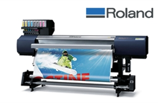 Product Focus: Roland SOLJET EJ-640 Wide Format Printer