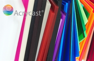 Product Focus: Acrycast Cast Acrylic Sheeting