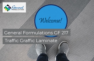 New Product Alert! General Formulations 217 Traffic Graffic